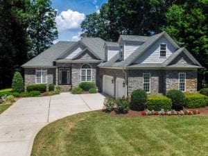 7904 Blades Trail Lake Norman Waterfront Home