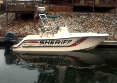 Lakepatrolboat