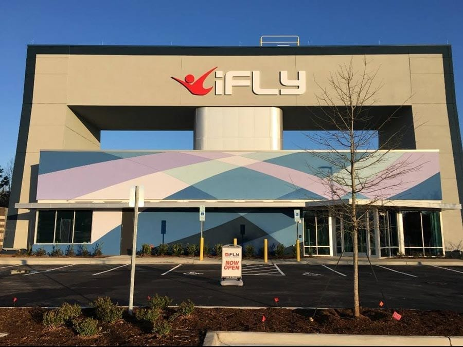 iFLY: Indoor Skydiving, Charlotte NC